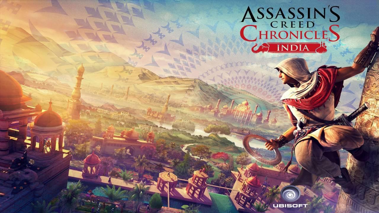 Assassin's Creed Chronicles India Soundtrack Full - YouTube