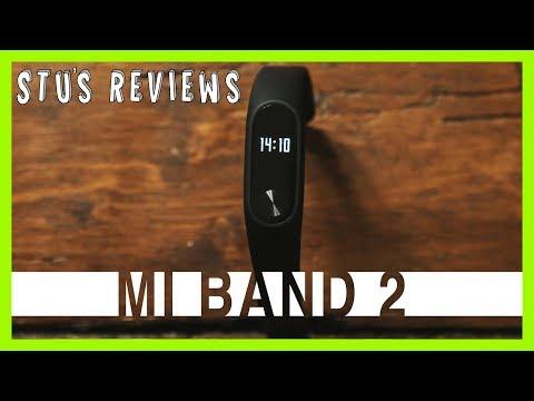 Xiaomi Mi Band 2 | Best fitness tracker 2017 | Review