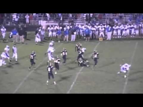 Michael Begley 17 Football Highlight Tape