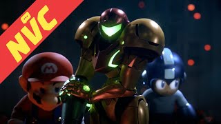 Nintendo Direct E3 2018 Review, Smash Bros Ultimate, Mario Tennis Aces, Octo Expansion - NVC Ep. 412
