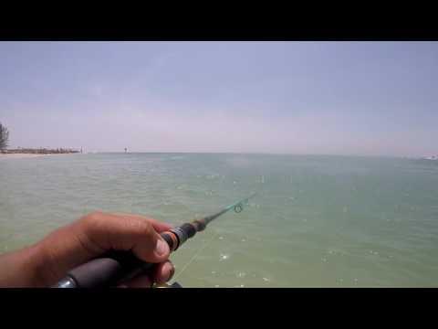 Fishing Johns Pass