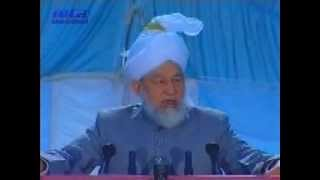 Clips from Eidul Fitr Sermons, 1997-2000.