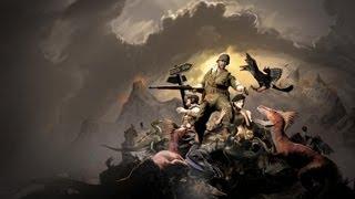 DINO D-DAY Dinosaur Gameplay [ Allies ] Trigger 2