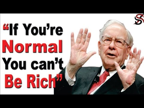 Warren Buffet's Advice for Young People Who Want to Be Rich