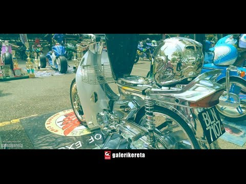 Honda EX5 CHROME VS C70 Special Edition
