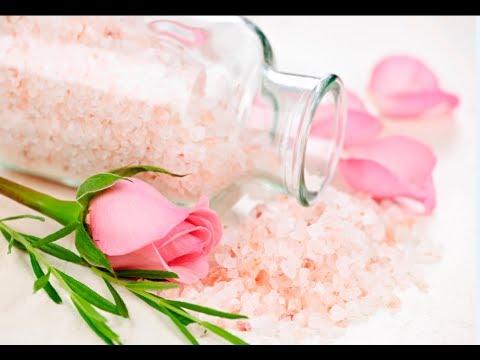 How to Make Bath Salts - Bath Salts DIY