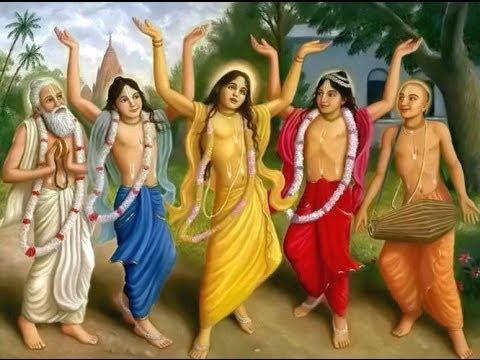 Kiba Jaya Jaya Gaurachandra ~ Swarupa Damodar Dasa