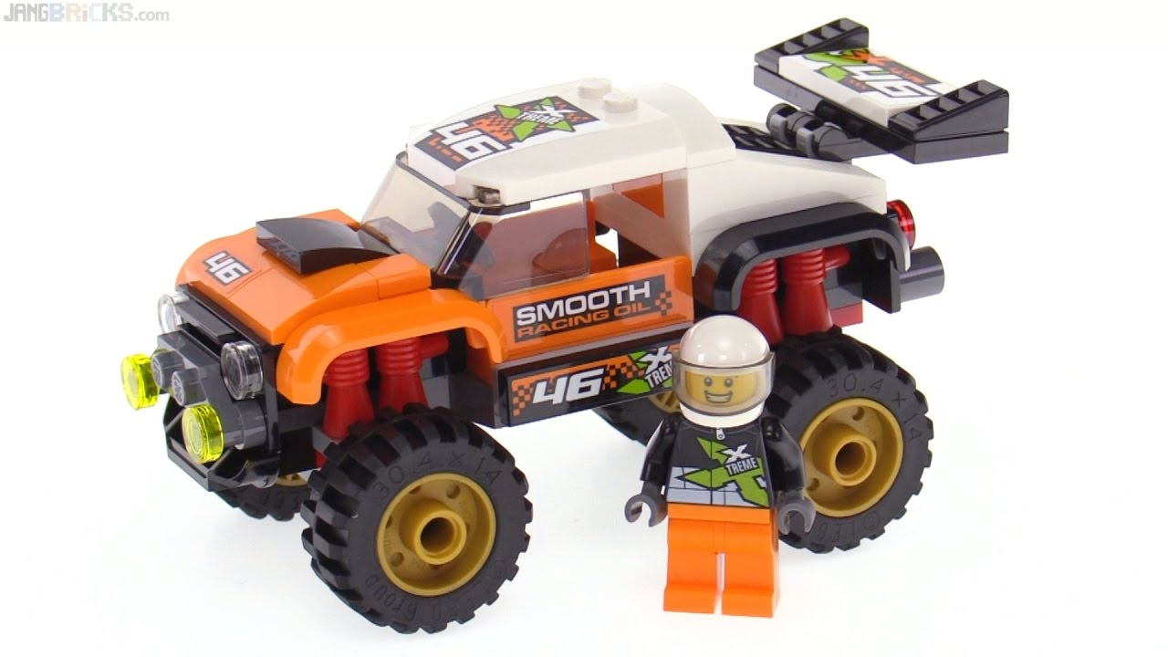 Lego City Stunt Truck Review 60146 Youtube