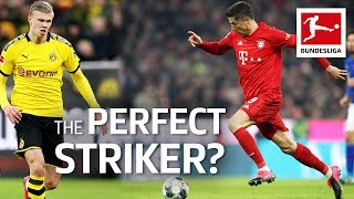 How To Become a Goalmachine I Striker Evolution I Lewandowski Werner Haaland More
