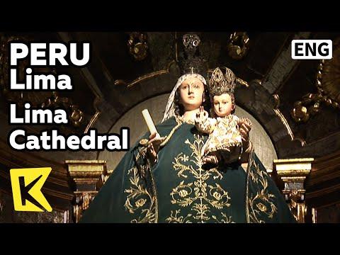 【K】Peru Travel-Lima[페루 여행-리마]마요르 광장, 리마 대성당/Cathedral/UNESCO/Mayor Plaza/Old Town/Francisco Pizarro