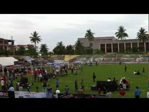 Chung kết đua Exciter Đà Nẵng 24/06/2012