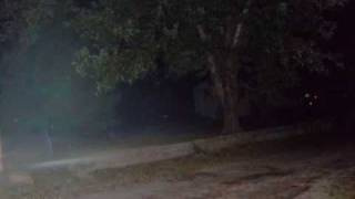 paranormal orbs and mist