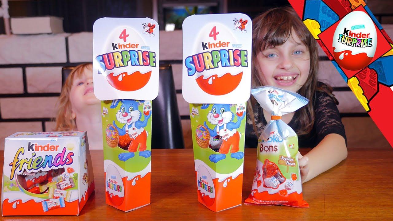 Oeuf Kinder Surprise De P 226 Ques Studio Bubble Tea