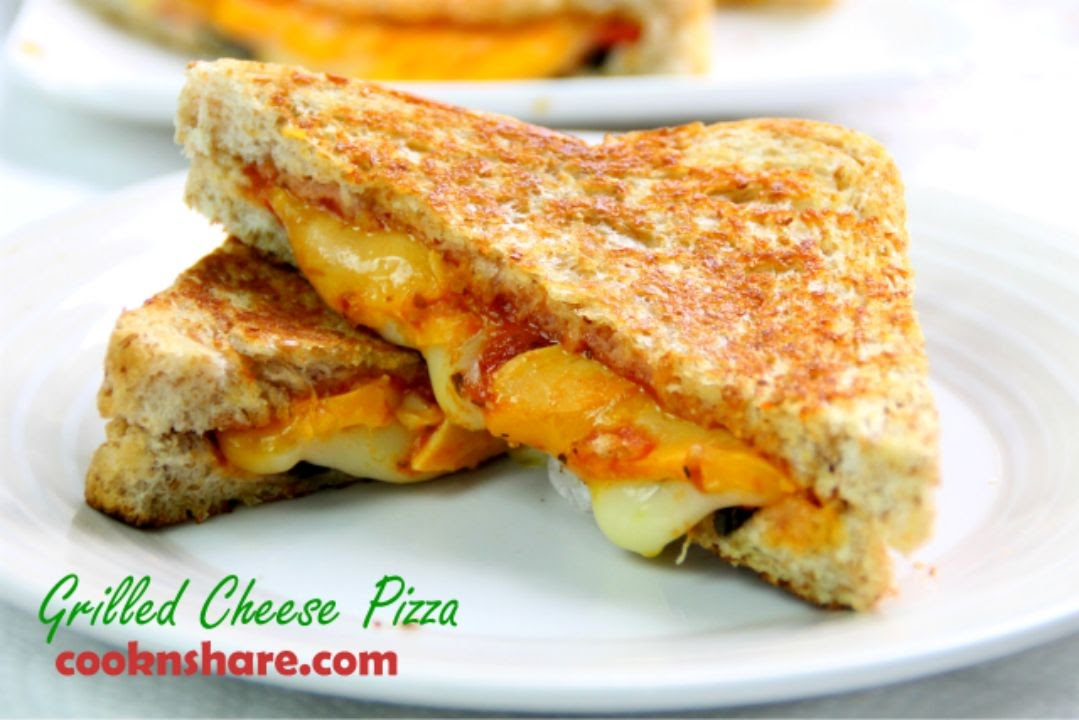 pizza grilled cheese grilled cheese pizza 30864