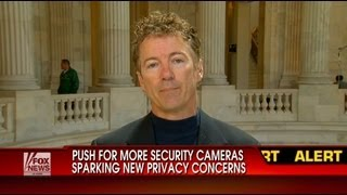 Rand Paul: If The Government Is Going To Watch Us They Need Probable Cause - Fox News 4/27/2013