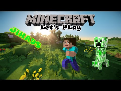 "Let's Play Minecraft 1.9  #1  ""MINECRAFT IS ATTACKING ME WITH TERRORISTS"""