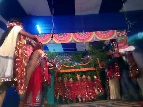 Vikram Kumar Sihin jai maa Kali