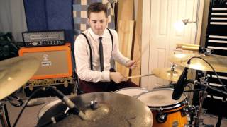 "The Dangerous Summer - ""Miscommunication"" Drum Cover by Kyle Jordan Mueller"