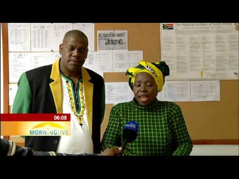 Dlamini-Zuma called on MP's not to betray the organisation