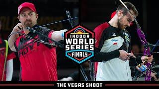Brady Ellison v Florian Kahllund – recurve men's gold | Indoor World Series Finals 2020