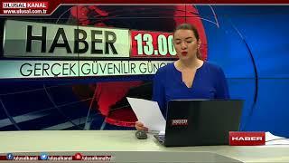 Haber 13:00- 10 Haziran 2018- Seda Anık- Ulusal Kanal