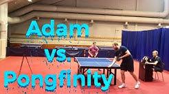 Adam vs. Pongfinity