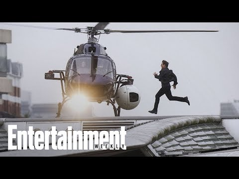 Tom Cruise Reveals Official Title For 'Mission: Impossible 6' | News Flash | Entertainment Weekly