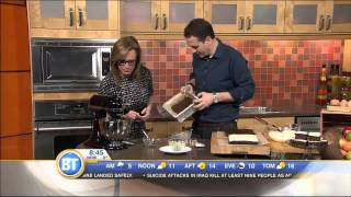 Bt Vancouver: A Healthy Nanaimo Bar