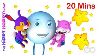 Cute Lullabies By Hippy Hoppy | Baby Songs | Hippy Hoppy Show