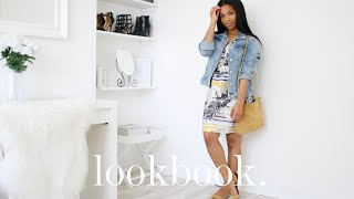 Back to School/FLATS Outfit Ideas | LOOKBOOK