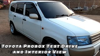 Toyota Probox Test Drive Review and Walk Around | Toyota Succeed New Shape Test Dive...