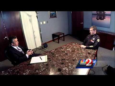 WESH 2 News speaks with new Orlando Police Chief J...