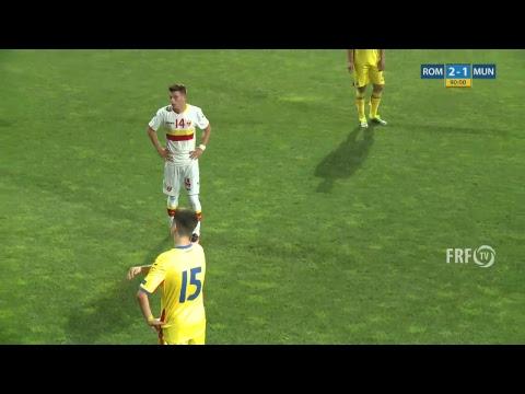 România U18- Muntenegru U18