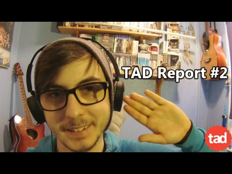 ASMR TAD Report #2 and Rambling About Life! :D