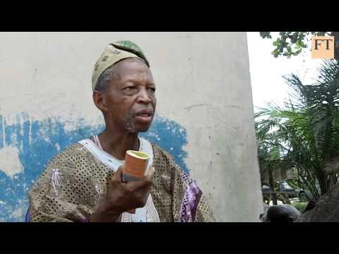 Restive Nigerians sign up to vote