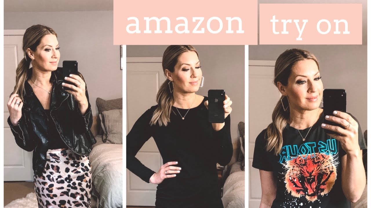 [VIDEO] - Mom Amazon Fall Try On Haul 2019! Fall and Winter Mom Outfit Ideas! 2