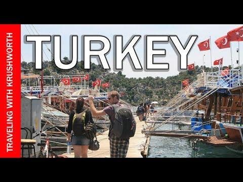 Turkey tourism travel guide video (Istanbul, Gallipoli, Ephesus, Cappadocia)