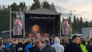 Whitesnake - Ain't No Love in the Heart of the City (live @ Sauna Open Air, Tampere)