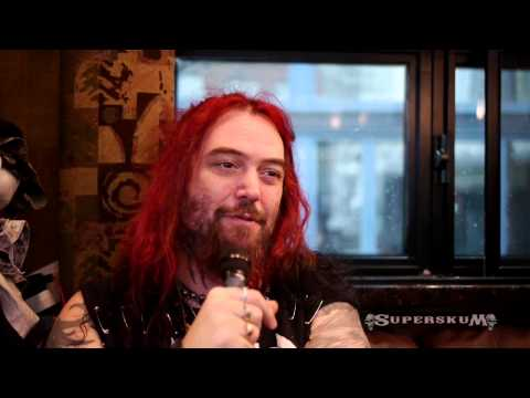 "Max Cavalera Talks About His Book, ""A Boy From Brazil"""