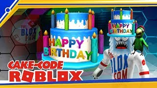 ALERT! #YetiSquad Roblox birthday week is almost over, Get your HAT CAKE and Wear it too