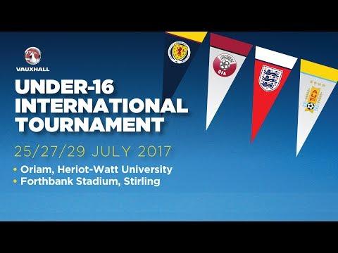 LIVE | Scotland v England U16's