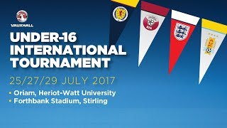 Scotland U16 vs England U16 full match