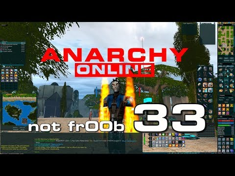 Anarchy Online  –  not fr00b 33