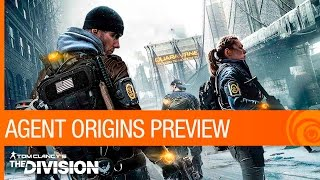 Tom Clancy's The Division: Agent Origins Preview