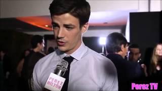Grant Gustin talks Breaking Bad, Glee, and Darren Criss