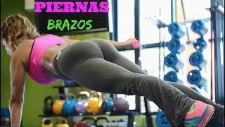 ENGORDAR PIERNAS | 7 ejercicios intensos