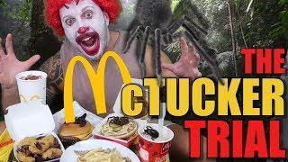 McDonald's + Bushtucker Trial = CARNAGE! (The McTucker Trial) 🤡🕷️