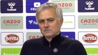Everton 2-2 Tottenham - Jose Mourinho - Post-Match Press Conference