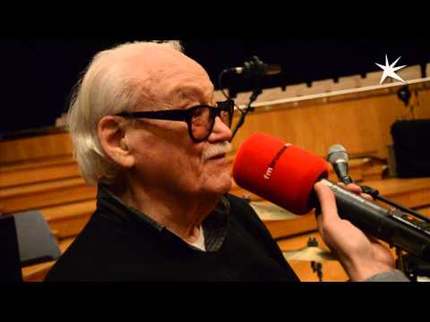 Toots Thielemans over Jacques Brel (Brusselse Top 100 @ FM Brussel)