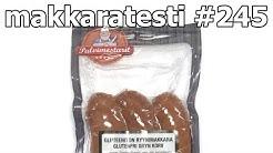 Makkaratesti #245 - Palvimestarit - Gluteeniton Ryynimakkara